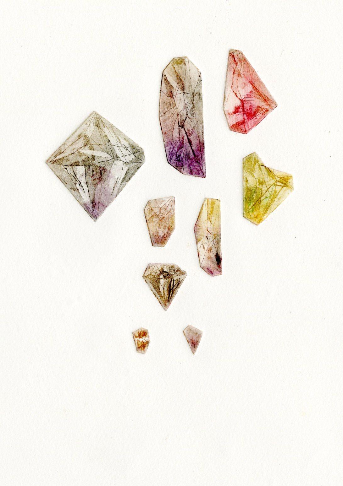 Copper Gems- All